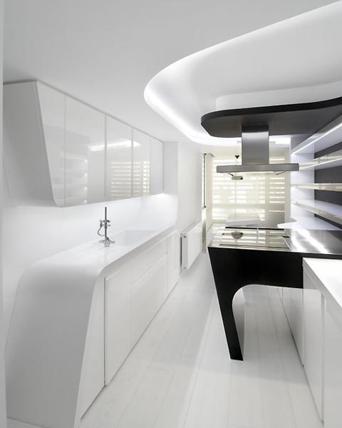 Diseño de Interiores: Escuela de Arte de Motril: apartamento en ...