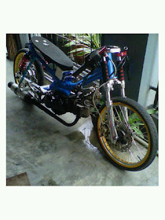 modifikasi Yamaha Crypton