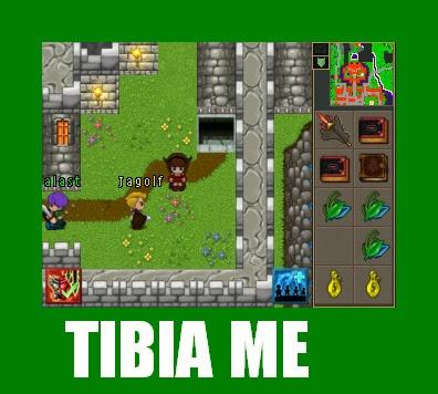 tibia me - jogo parecido com zelda 2d pra jogar pelo navegador
