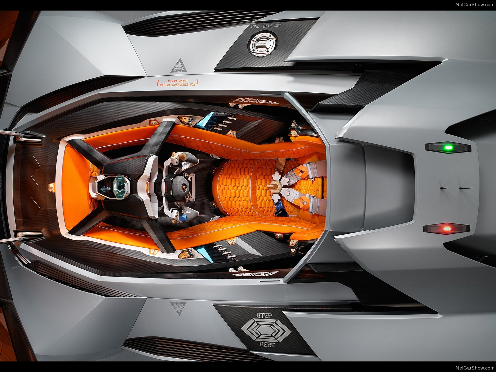 2013 lamborghini egoista concept review spec release date picture and price autocarsblitz. Black Bedroom Furniture Sets. Home Design Ideas