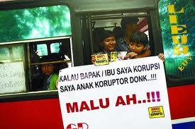 Laporkan kesini jika anda mengetahui adanya korupsi.