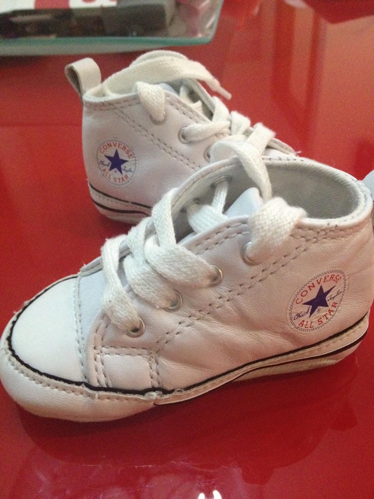 zapatos bebe niño converse