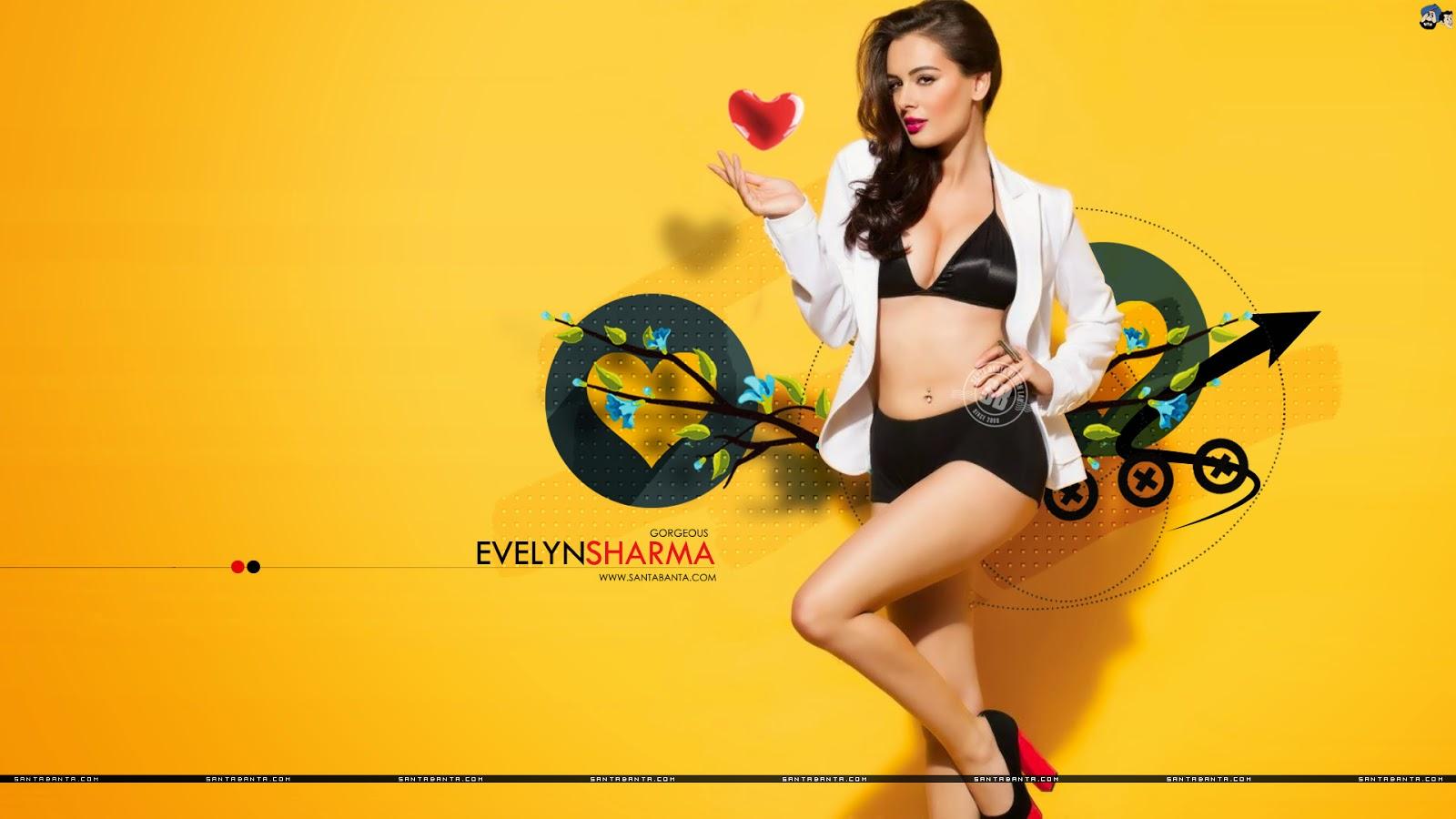 Evelyn Sharma Best Bikini Picture