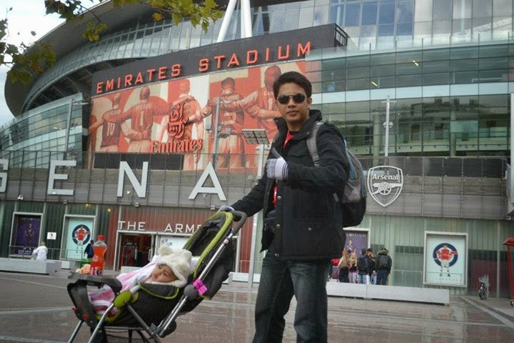 gambar stadium arsenal