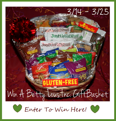 Betty Lou's gift Basket