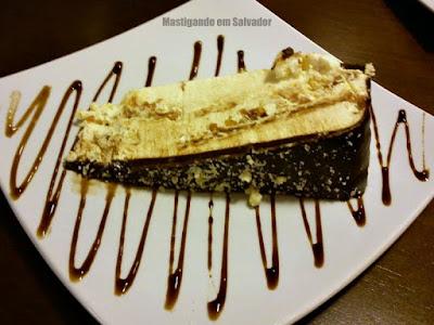Doce Incanto Café & Torteria: Torta gelada Alemã