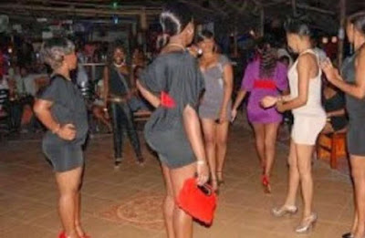 30 women in Lagos sentenced to 6 weeks in prison for prostitution Prostitutes-In-Nigeria