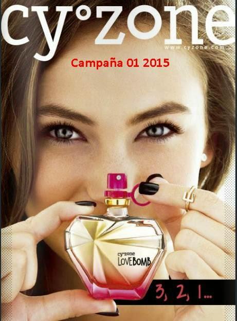 catalogo cyzone campaña 1 2015
