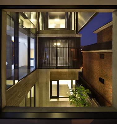 Rumah Modern Korea 7