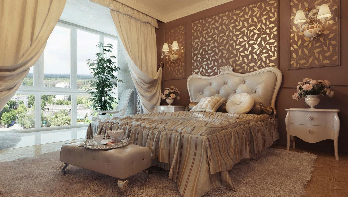kamar+tidur+rumah+klasik+modern Desain Rumah Modern Dari Karya Brilian Arsitektur Uglyanitsa Alexander