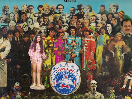 FOTOGRAFIA ORIGINAL DEL SGT PEPPERS LONELY HEARTS CLUB BAND