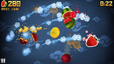 Fruit Ninja HD Game for pc