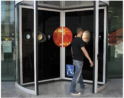 Clever and Creative Revolving Door Advertisements (20) 11