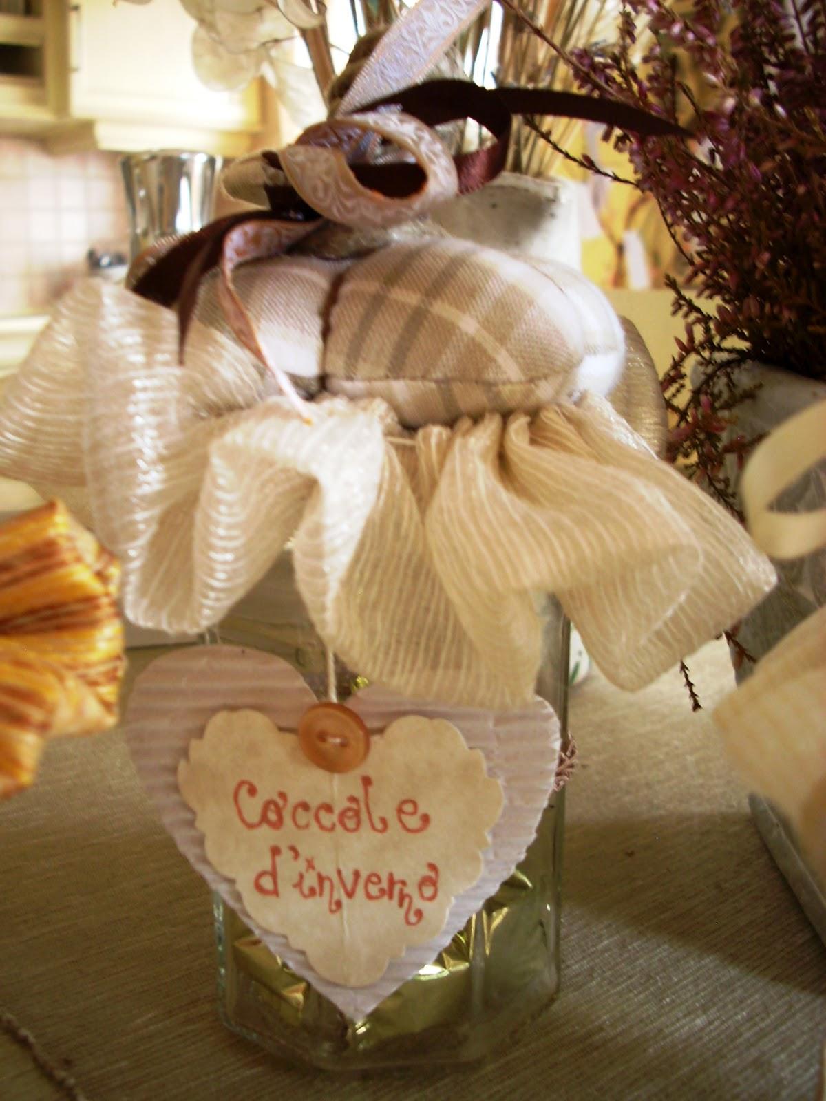 Silvia family dec vetro pizzi e zucche per vasetti - Scatola porta rocchetti ...