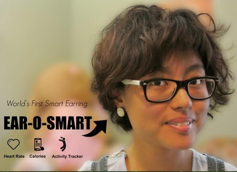 Ear-O-Smart, Anting Pintar Pemantau Detak Jantung