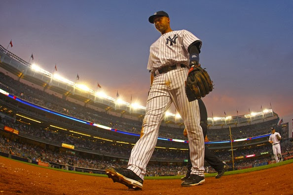 jeter earned right to - photo #14