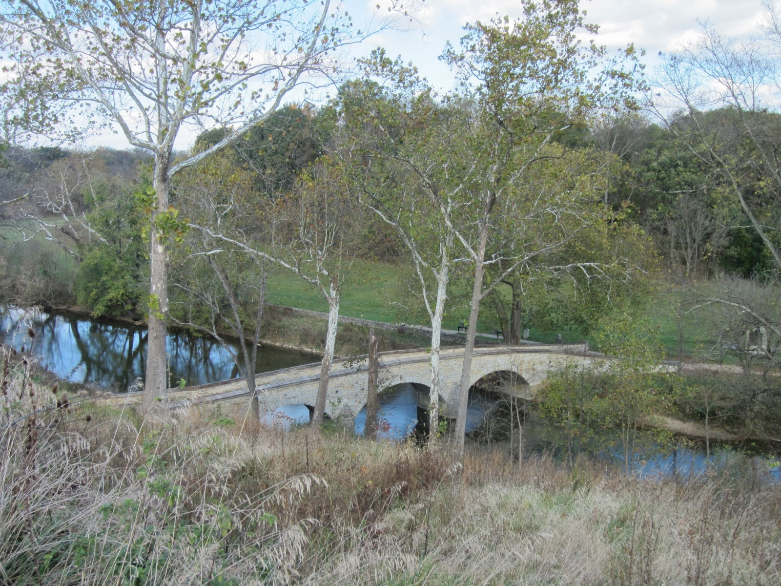 Burnside's Bridge, Antietam / Souvenir Chronicles