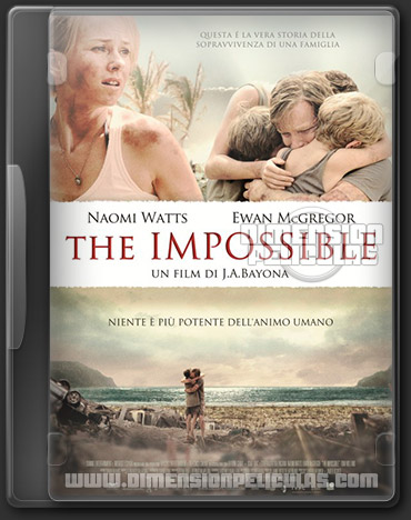 The Impossible (BRRip HD Ingles Subtitulada) (2012)