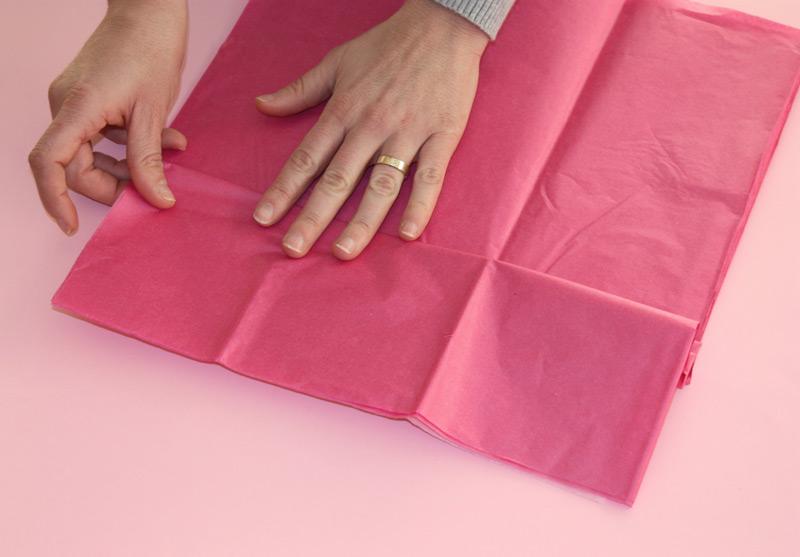 Con mucho gusto flores con papel tutorial paso a paso - Como se hacen flores de papel ...