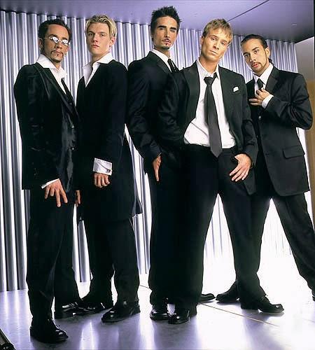 Zunaaas: Lirik Lagu: Back Street Boys - I Want It That Way