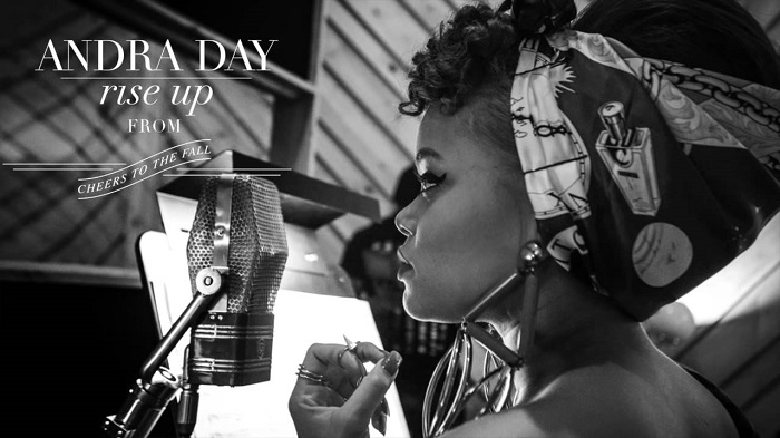 ANDRA  DAY - RISE UP 10