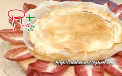 Torta Salata al Radicchio Trevigiano di Tessa Gelisio da Cotto e Mangiato