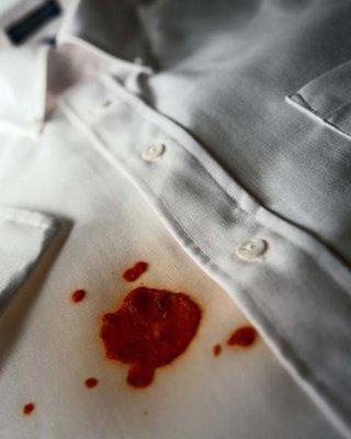 comment enlever une tache de sang ancienne. les punaises de lit se