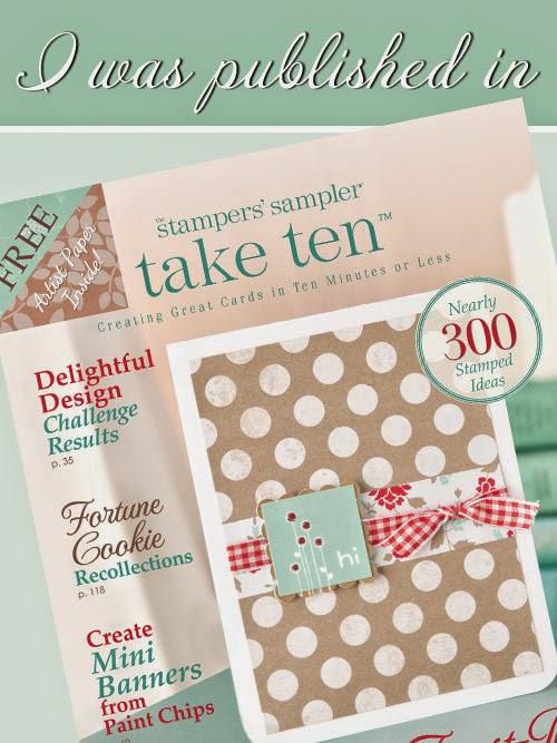 Take Ten - Spring 2015