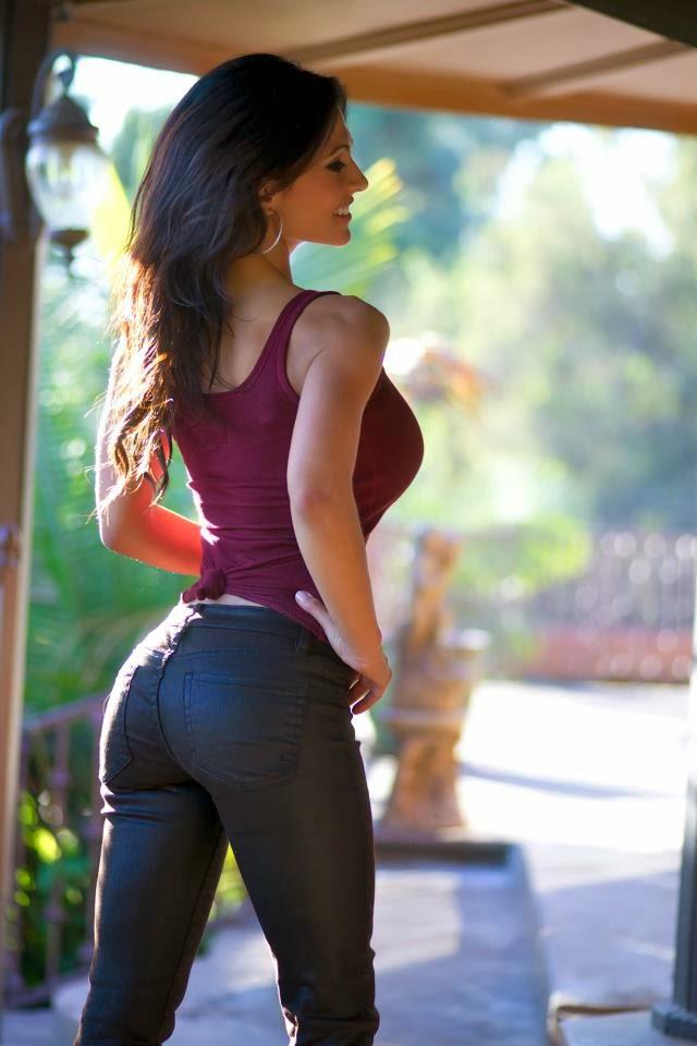Actress butt tush ass