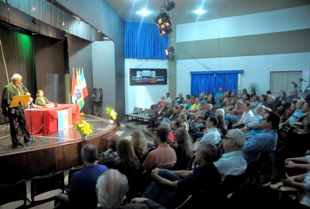 Centenas de pessoas prestigiaram o evento de comemoração dos 53 anos da ATL