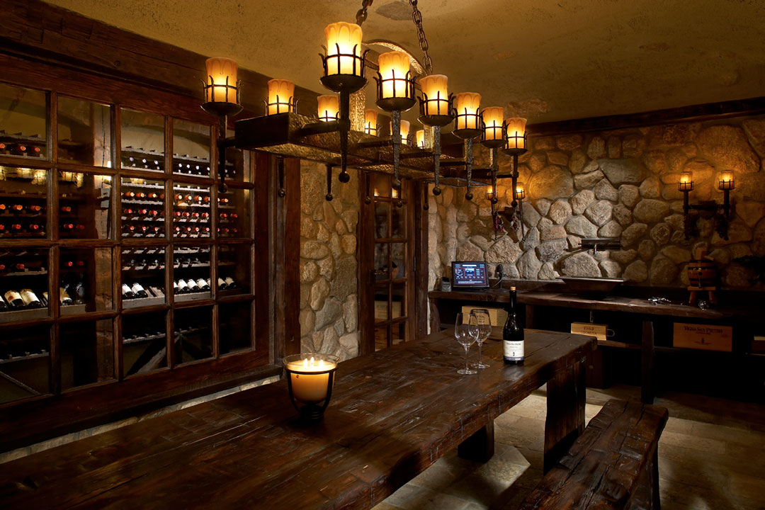 Stellar Wine Cellars Uncork The Possibilities Home Design
