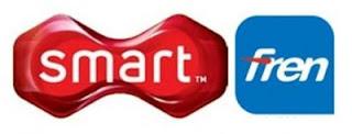 logo smart fren, logo smarfren vector