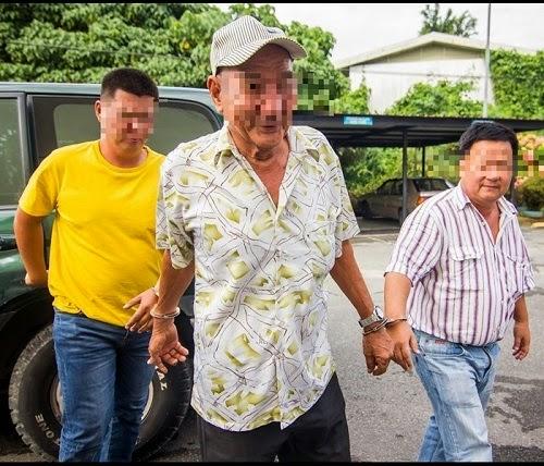Pegawai Polis Antara Individu Ditangkap Dalam Kes Pembalakan Haram Di Sarawak