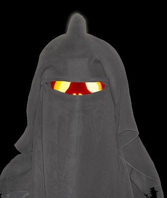 Niqab-o'-Lantern