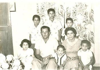 MI FAMILIA (en los sesentas)