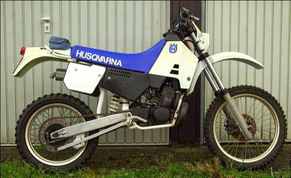 Husqvarna WR250 Used Bikes Price