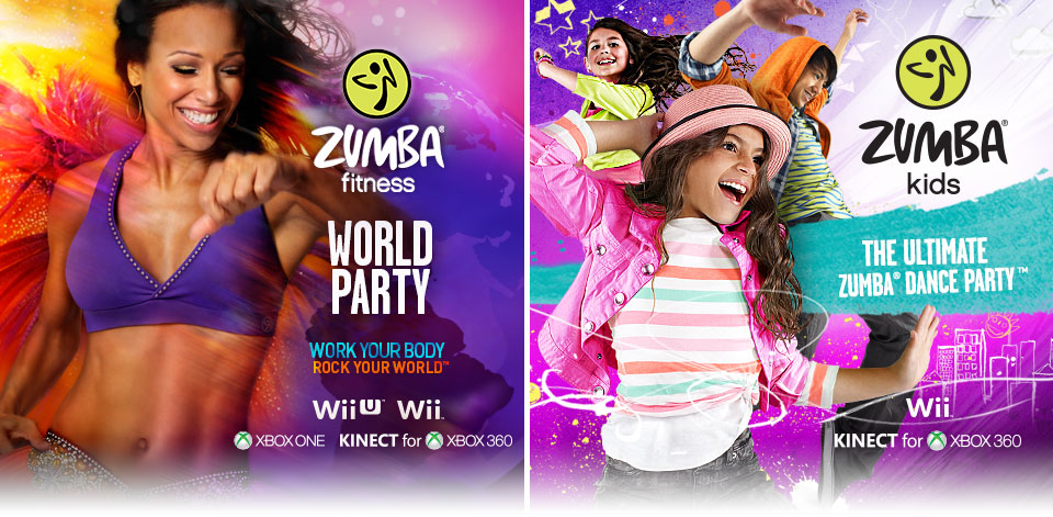Add Zumba Kids On Wii And Xbox360 To Your Holiday Shopping