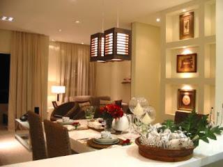 fotos e imagens de decoração de apartamentos