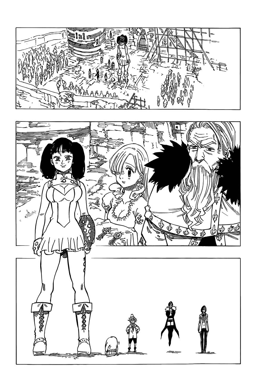 Nanatsu no Taizai - Thất Hình Đại Tội chap 105 page 18 - IZTruyenTranh.com