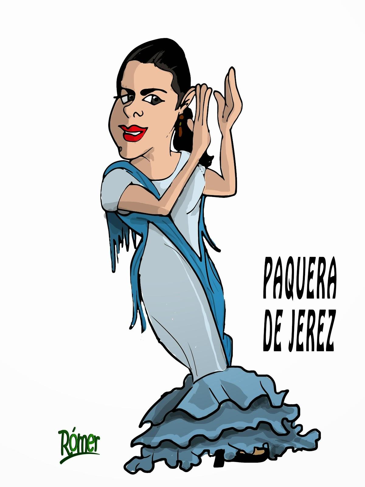 """<img src=""""Paquera de Jerez.jpg"""" alt=""""Cantaora flamenca en Cómic"""">"""