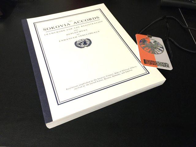 Соковийское соглашение (фото)