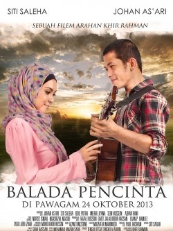 Sinopsis & Video Trailer Balada Pencinta