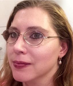 Die Frau hinter dem Blog
