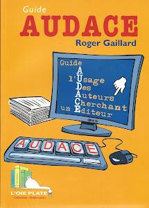 L'annuaire des éditeurs (Audace 2013) est lui aussi arrivé !