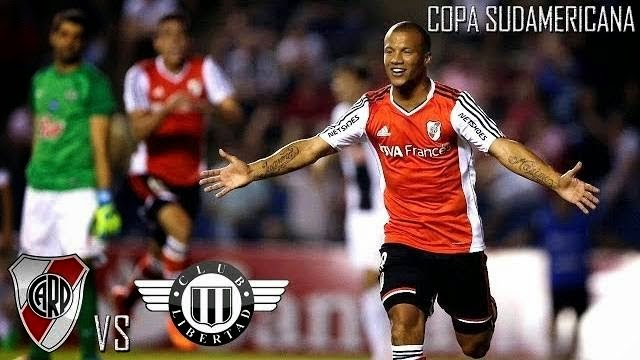 Video con los goles en Paraguay