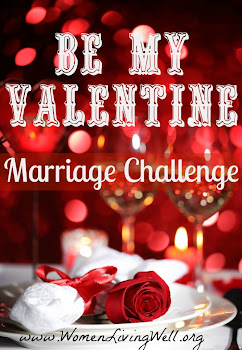 Be My Valentine Marriage Challenge
