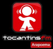 Rádio Tocantins FM de Arapoema ao vivo