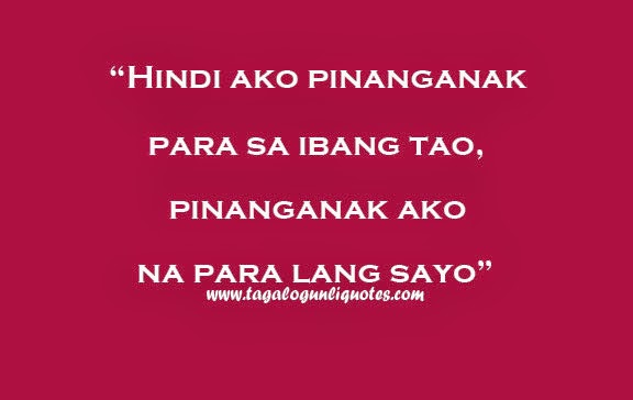 romantic love quotes sweet love quotes tagalog version