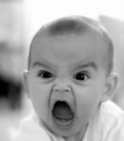 Bayi marah