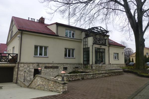 Leśna Sala Edukacyjna w Katowicach